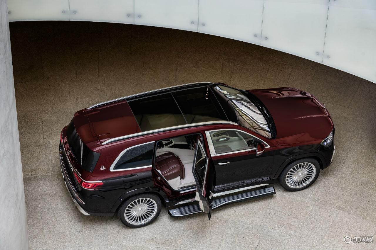 Mercedes Challenge Bentley And Rolls Royce The Key In The Maybach Gls 600 Caacar