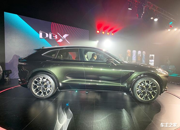 Aston Martin S First Suv Dbx World Premiere Caacar